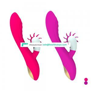 Rabbit sex vibrator adult toys clitoris stimulator for woman vagina