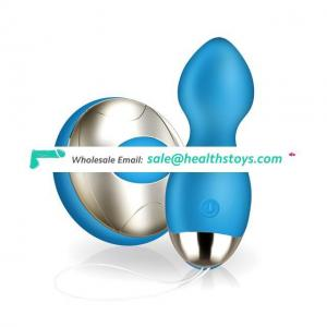 Rechargeable Waterproof 10 Speeds Of Wireless Remote Control Vibrating