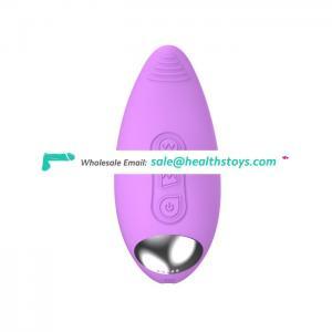 Rechargeable Women Vagina Vibrator sex toys Jump love Eggs