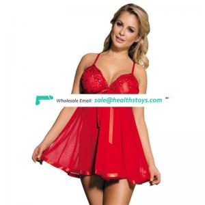 Red Charming Pictures of Beautiful Sex Lingerie