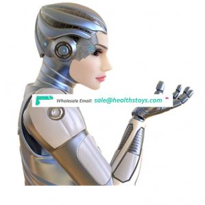 Robot sex machine doll for men