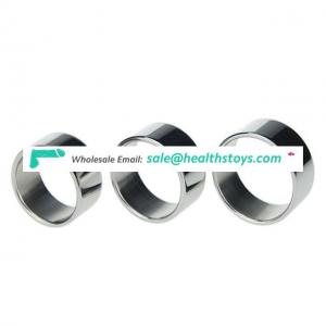 Round Metal Cock Ring, Alloy Penis Ring, 26mm/28mm/30mm, Delay Time Penis Loop For Men, Adult Product