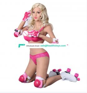Sex Doll 2019 Adult erotica products Full Reality Vagina Sex Love toy Silicone doll for Men Sex