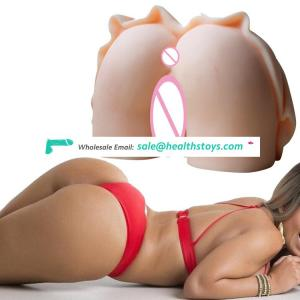 Sex Silicone Big  Fat Ass Pussy Butt Female Body Toy For Man Masturbator