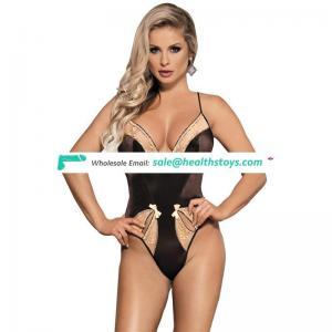 Sexy Women Hot Sell Fashion Transparent Latex Bodysuit