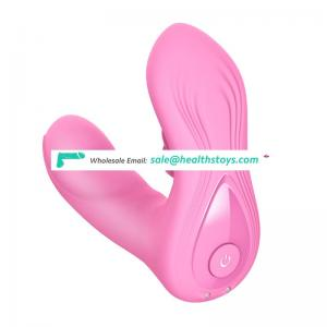 Silicone Flexible Sex Toys For Women Sucking Dildo With Intelligent Tongue
