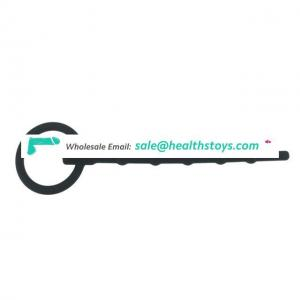 Silicone Urethral Dilators Hollow Penis Plugs Catheters Stretching Sounds