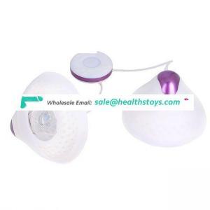 Silicone Vibration Sexy Breast Massage Vibrator Sex Toy Sucking Breast