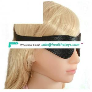 Soft PU Mask Goggles Fetish Toys Adult Games