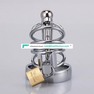Stainless Steel Male Chastity Device Cock Short Cage Male Chastity Belt Cage Pictures Small Chastity Belt Adult Game