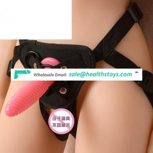 Strap On Realistic mini Dildo Pants For Woman Men Couple