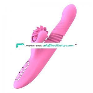 Strong Vibrating Vagina Dildo Rabbit G-Spot Vibrator For Lady