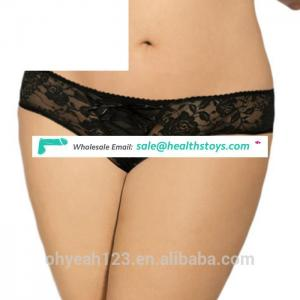 Top selling wholesale sexy fat woman panties