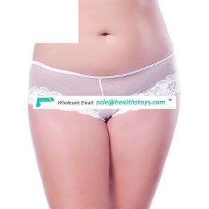Transparent comfort waist sexy woman panty