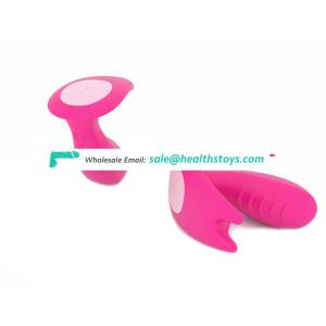 USB Incharging Wearable Toy Sex Vibrator Wireless Remote Clitoris And Gspot Stimulator