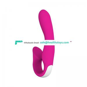 USB rechargableSilicone dildo for female pussy massage vibrator