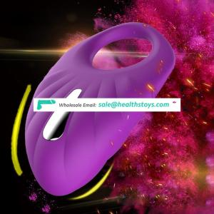 Waterproof Sex Toy USB Rechargeable Silicone Vibration G-String for  Ladies