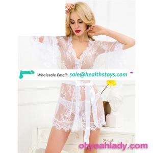 White lace wholesale erotic young lady love sexy extreme lingerie