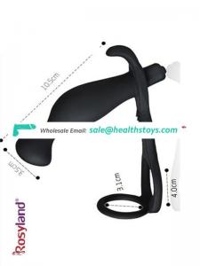 Wholesale Anal Butt Plug Sex Toys Anal Vibrator Butt Plug Silicone Made Cheap Price Anal Plug Ass Toys