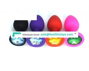 Wholesale Anal Butt Plug Sex Toys Cheap Price For ASS Small Size Silicone Anal Toys
