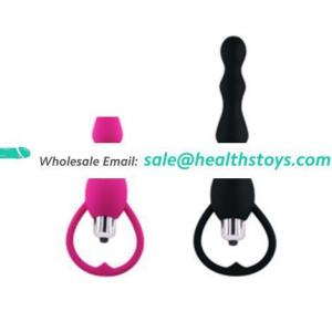 Wholesale Anal Plug Silicone Anal Vibrator Butt Plug Silicone Made Cheap Price Anal Plug Set