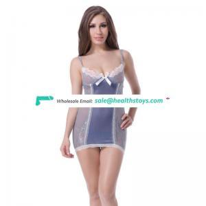 Wholesale Cheap Women Plus Size Sexy Fancy Nighty
