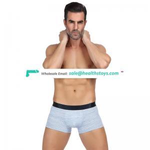 Wholesale Comfortable Paypal accept Color Simple Men Panty Underwear
