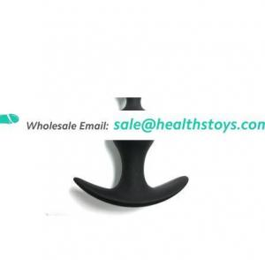 Wholesale Enlarge Anal Plug Anal Sex Toys Foxtail Butt Plug Silicone Made Cheap Price Anal Plug Ass Toys