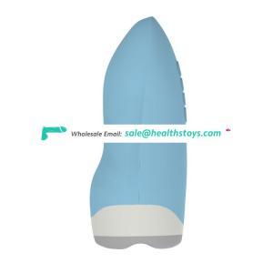 Wholesale New Silicone Vibrating Masturbator Tool For Man Adult Sex Toys