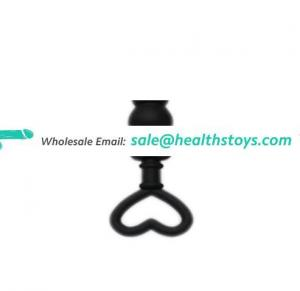 Wholesale Silicone Anal Plug with Hot selling Sex Toys Anal Plug Cheap Price