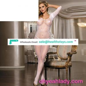 Wholesale Transparent Sexy Hot Bodystocking for Women