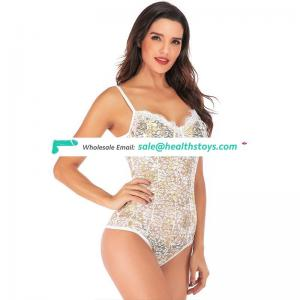 Wholesale high quality lace bodysuit lingerie