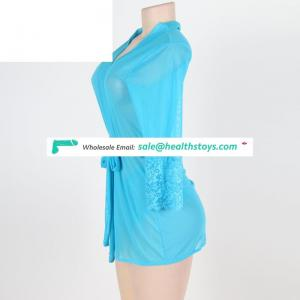 Wholesale hot adult girls sexy transparent lingerie