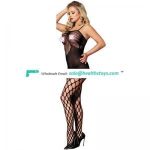 Wholesale in stock women sexy full body stocking