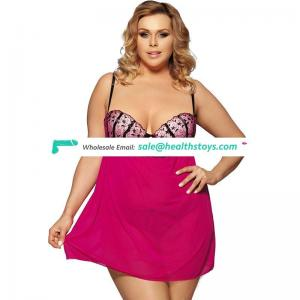 Wholesale new fashion lingerie sexy fat women