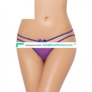 Wholesale new sexy underwear lady panty g string hot girls