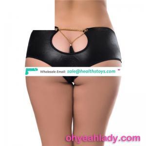 Wholesale online shopping mature plus size panties for women