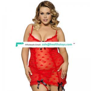 Wholesale sexy erotic   plus size lingerie