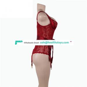 Wholesale supplier adults sexy women garter belt lingerie supplier