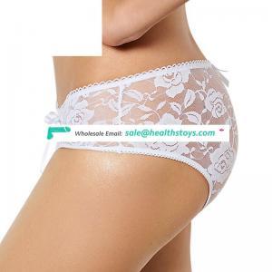 Wholesale underwear women open crotch panty