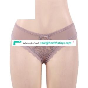 Wholesale young girl teen lace sexy lady panty