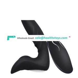 Wireless Remote Control Vibrating 12 Speed Waterproof Bullet Body Massage for Women Couples