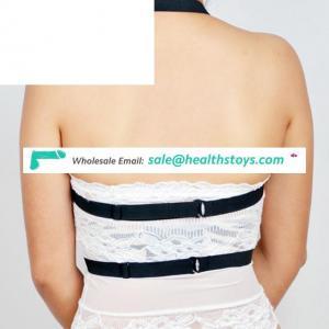 Women Lingerie Gothic Halter Pentagram Body Harness Caged Bra Cupless Bra Crop Top Strappy Bralettes