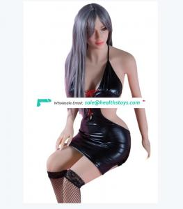 factory wholesale  165cm sexy young girl doll sex silicone with full skeleton Sex dolls