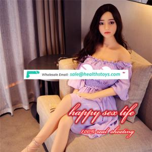 fashion Newest hot girl 165cm OR real sized silicone female sex doll realistic for men