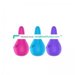 handy vibrating automatic vibration head massager finger massage
