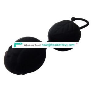 waterproof silicone sex toy eggs ben wa balls kit kegel exercise for women