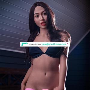 wm-162cm 2018 New arrival thick sex doll realistic used sex doll