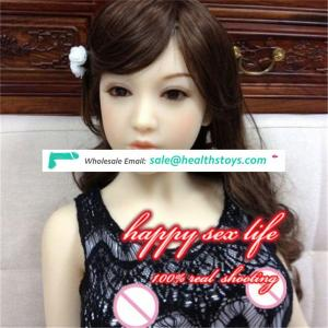 xxx video youtube Delicate skin smell perfect 130cm height silicone mini sex doll for men