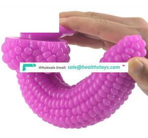 10'' FAAK 023 Amazon Hot Sale Wholesale Erotic Sexual Corn Shape Long Dildo Anal Plug Faak Butt Plug Toys Sex Adult For Women